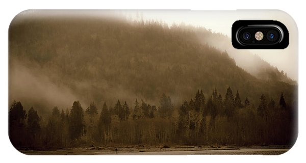 Noosack Fog IPhone Case