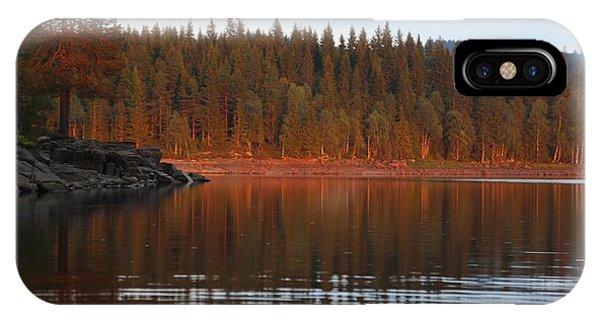 Nordmarka, Norway  IPhone Case
