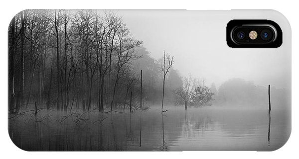 Norris Lake April 2015 3 IPhone Case