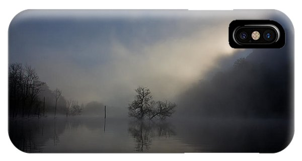 Norris Lake April 2015 IPhone Case