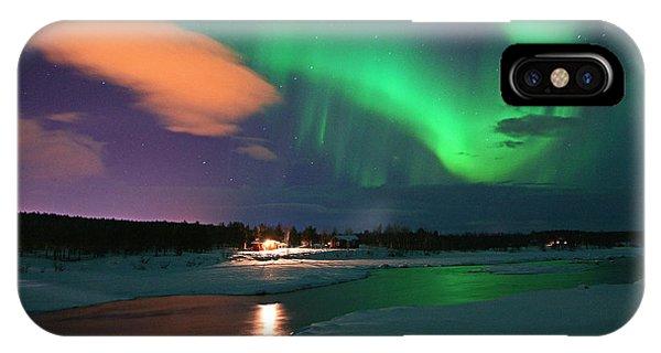 Norrsken 3 IPhone Case