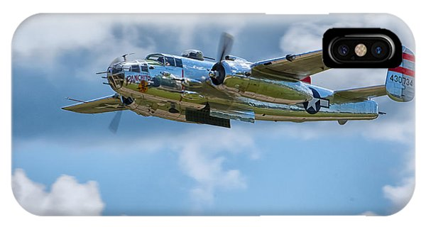 North American B-25 Mitchell IPhone Case