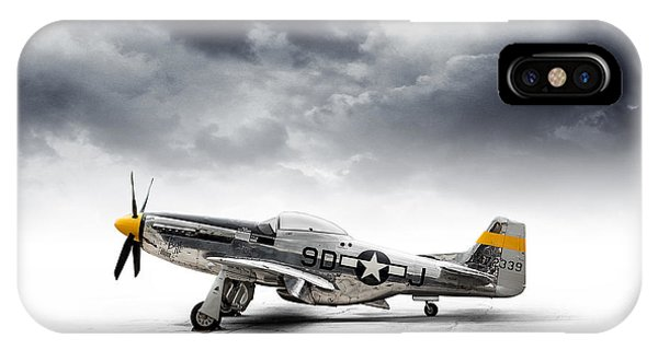North American P-51 Mustang IPhone Case