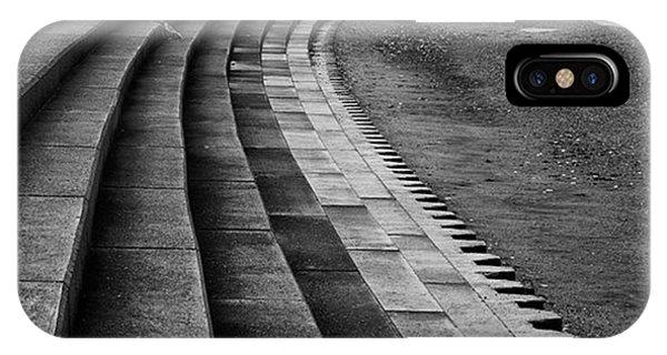 View iPhone Case - North Beach, Heacham, Norfolk, England by John Edwards