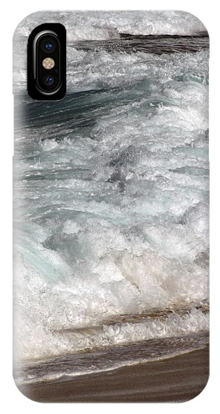 North Beach, Oahu II IPhone Case