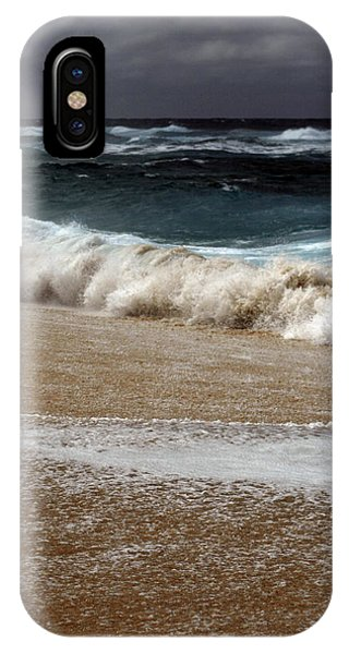 North Beach, Oahu V IPhone Case