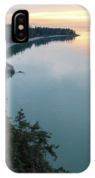 Whidbey iPhone Case - North Beach Of Whidbey by Ryan McGinnis
