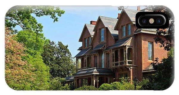 North Carolina Executive Mansion IPhone Case
