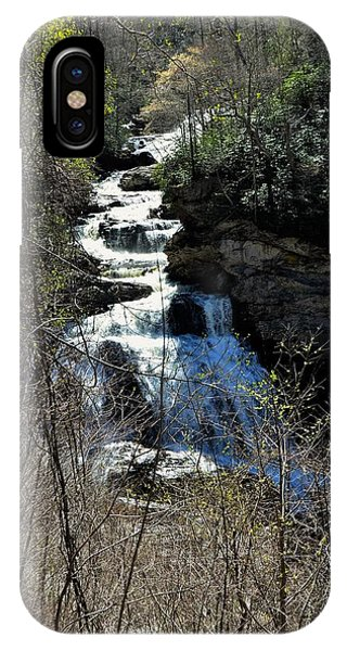 North Carolina Falls IPhone Case