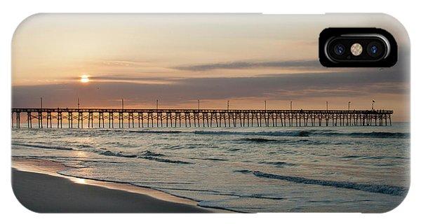 North Carolina Sunrise IPhone Case