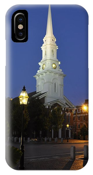 North Church Ncp IPhone Case