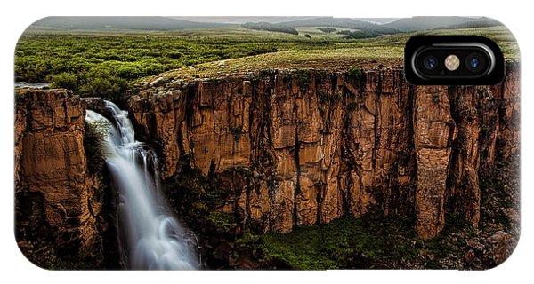 North Clear Creek Falls IPhone Case