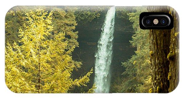 North Falls IPhone Case