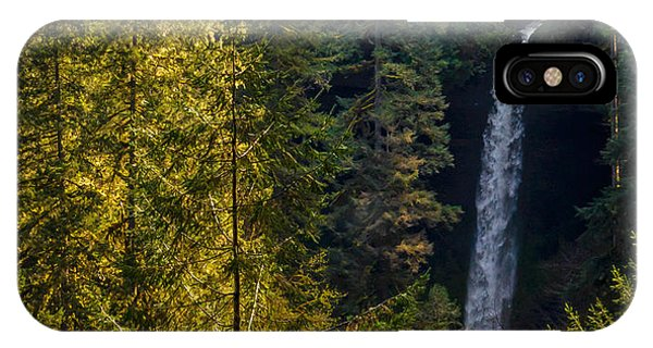 North Falls View IPhone Case