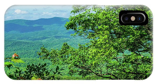North Georgia Mountains IPhone Case