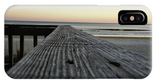 North Myrtle Beach Evening IPhone Case