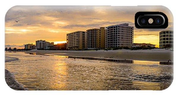 North Myrtle Beach Sunset IPhone Case