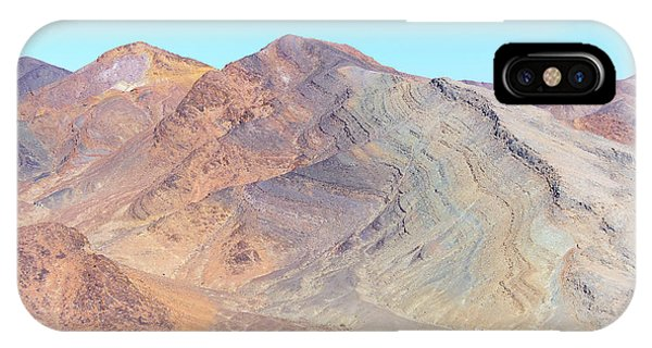IPhone Case featuring the photograph North Of Avawatz Mountain by Jim Thompson