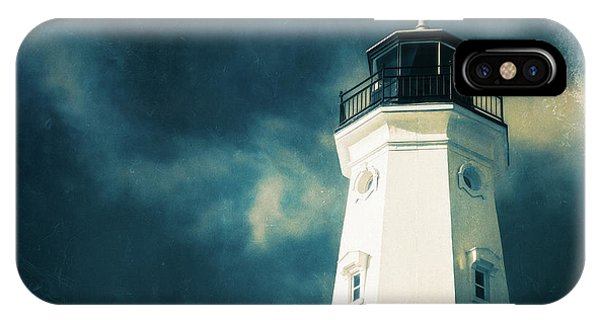 North Point Lighthouse IPhone Case