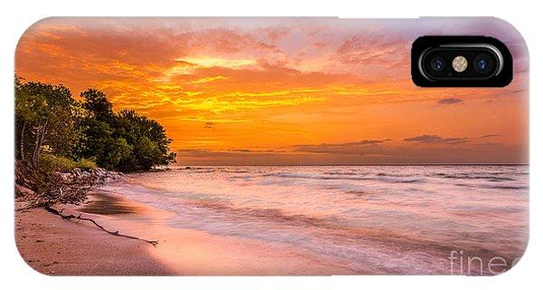 North Point Sunrise IPhone Case
