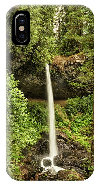 North Silver Falls IPhone Case