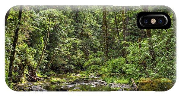 North Souixon Creek IPhone Case