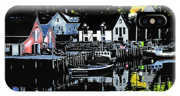 iPhone Case - North West Cove Ns. by Bill Linn