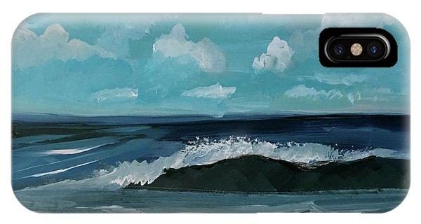 Northeast Atlantic View  IPhone Case