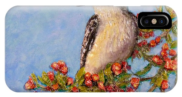 Northern King Bird  IPhone Case