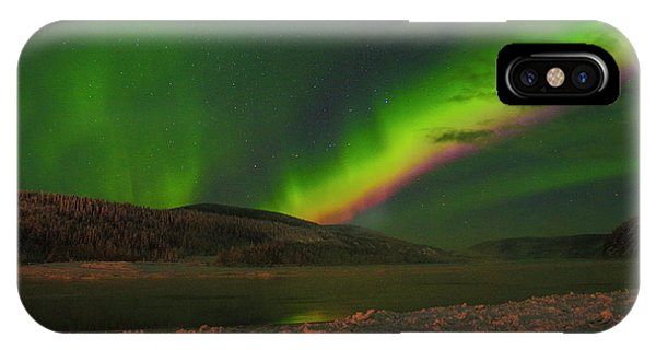 Northern Northern Lights 3 IPhone Case