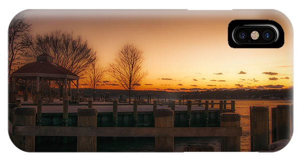 Northport Sunset IPhone Case