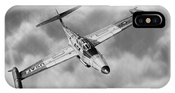 Northrop F-89 Scorpion IPhone Case