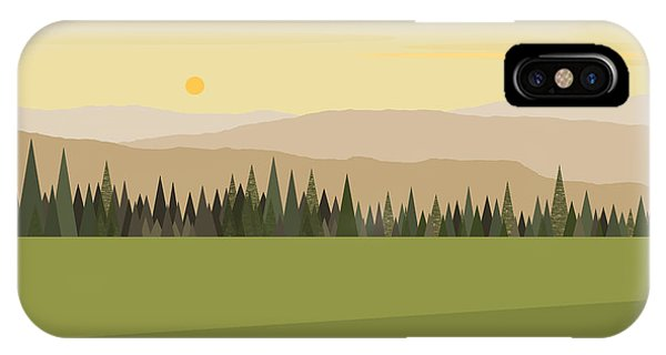 Northwest Escape IPhone Case