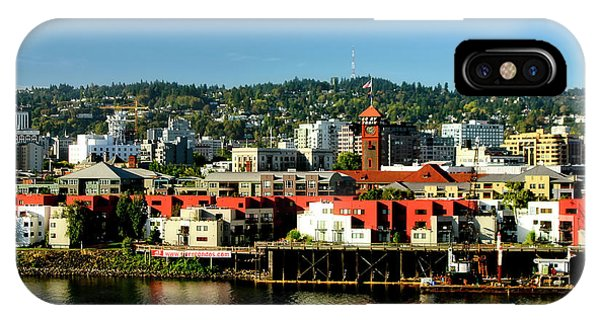 Northwest Portland IPhone Case