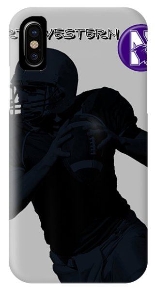 Northwestern Football IPhone Case