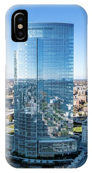 Northwestern Mutual Tower IPhone Case