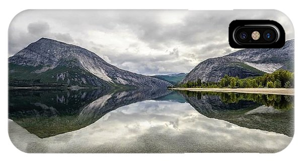 Norway I IPhone Case