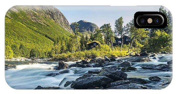 Norway II IPhone Case