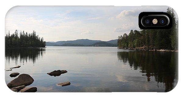 Norwegian Landscape  IPhone Case