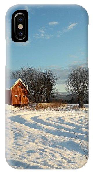 Norwegian Winter  IPhone Case