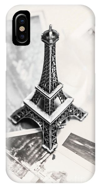 Tower iPhone Case - Nostalgia In France by Jorgo Photography - Wall Art Gallery