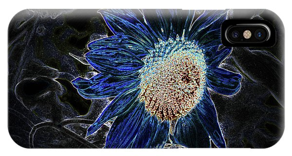 Not A Sunflower Now IPhone Case