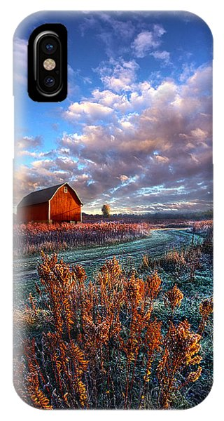 Not All Roads Are Paved IPhone Case
