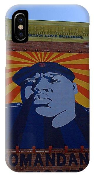 Notorious B.i.g. I I IPhone Case