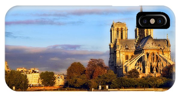 Notre Dame IPhone Case