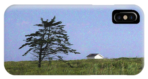 Nova Scotia Landscape IPhone Case