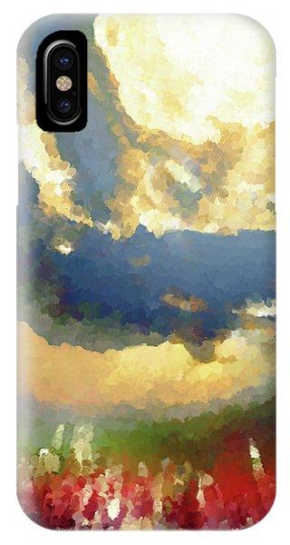 Novam Mortem IPhone Case