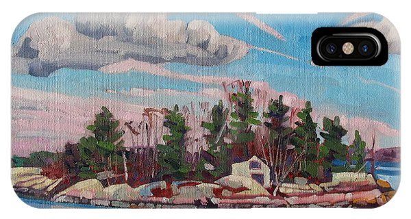 November Gift IPhone Case