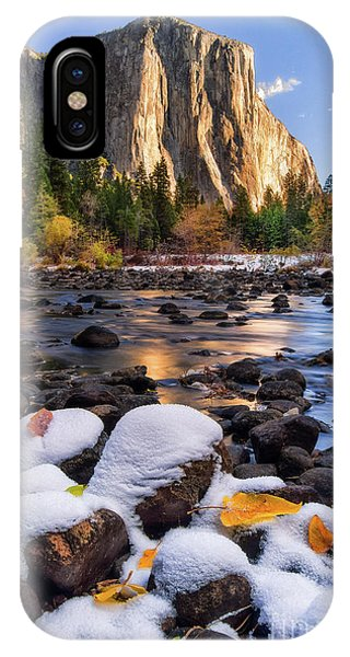 November Morning IPhone Case