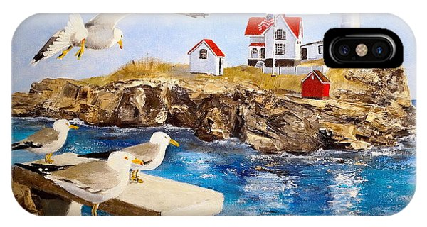 Nubble Light IPhone Case